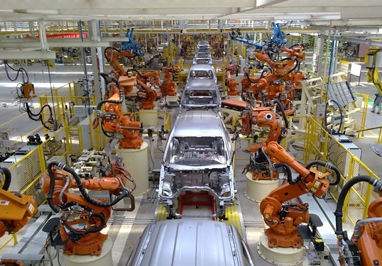 the automotive industry in mexico and